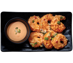 Chinwa Appetizer Bang-Bang Shrimp