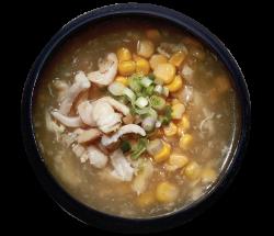 Chinwa Chicken Corn Soup
