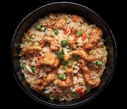 Chinwa Fried Rice Chicken