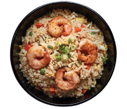 Chinwa Fried Rice Shrimp