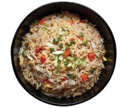 Chinwa Fried Rice Vegetables