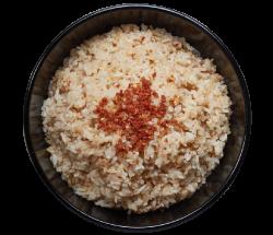 Chinwa Garlic Fried Rice