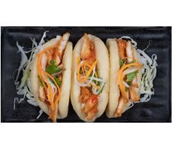 Chinwa Shrimp Bao