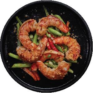 Chinwa Shrimp