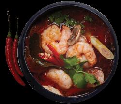 Chinwa Tom Yum Soup