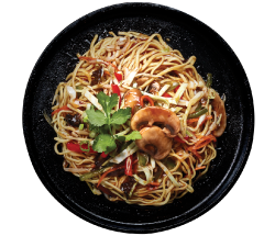 Chinwa Wok Tossed Noodle Vegetables