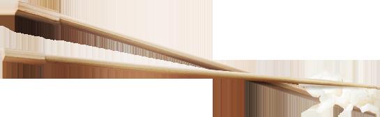 Chinwa Chinese restaurant flyby chopstick